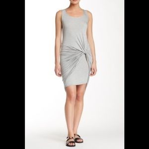 The Vanity room knit knot dress